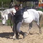 Tammy Steff reiten